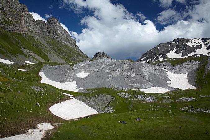 Отчёт о горном походе I к.с. по Западному Кавказу (Архыз)
