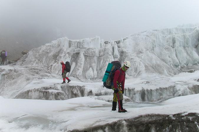 Отчет о горном походе третьей категории сложности по Гималаям (Непал, Лхонак), совершенном с 22 марта по 11 апреля 2017 г.
