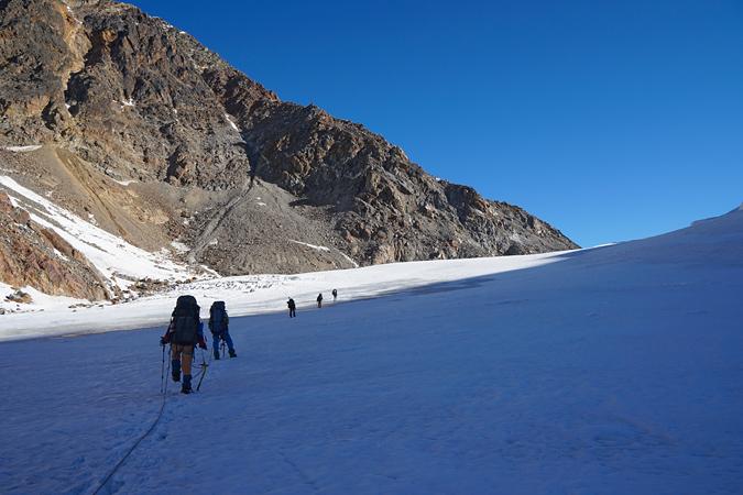 Отчет о горном походе третьей категории сложности по Гималаям