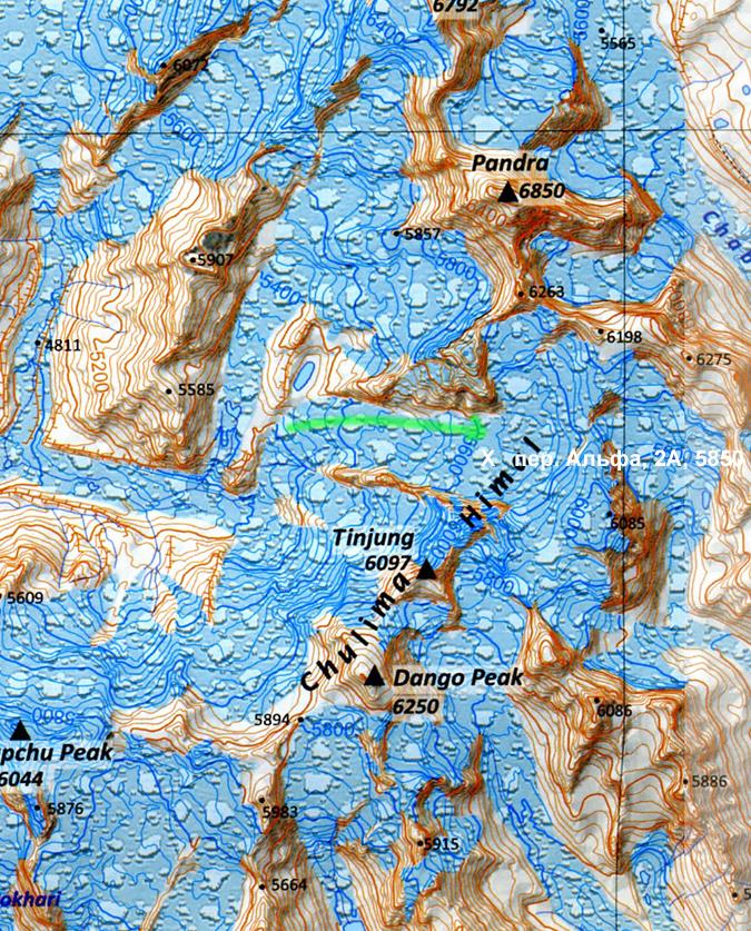 По следам Дока и Турика, спортивный горный поход в нацпарке Канченджанга